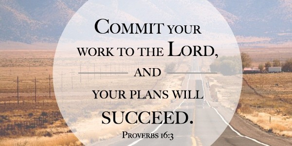 Daily Bible Verse About Planning For the Future - Bible Time - Bible Verses
