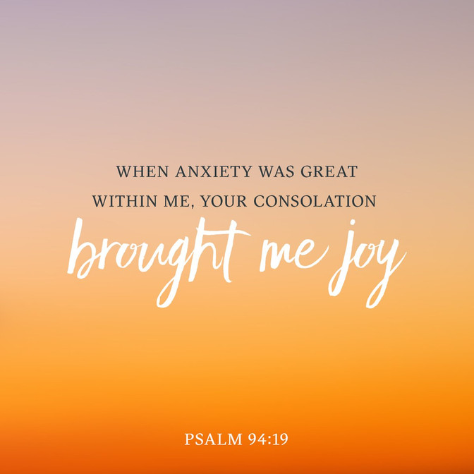 Daily Bible Verse About Anxiety - Bible Time - Bible Verses