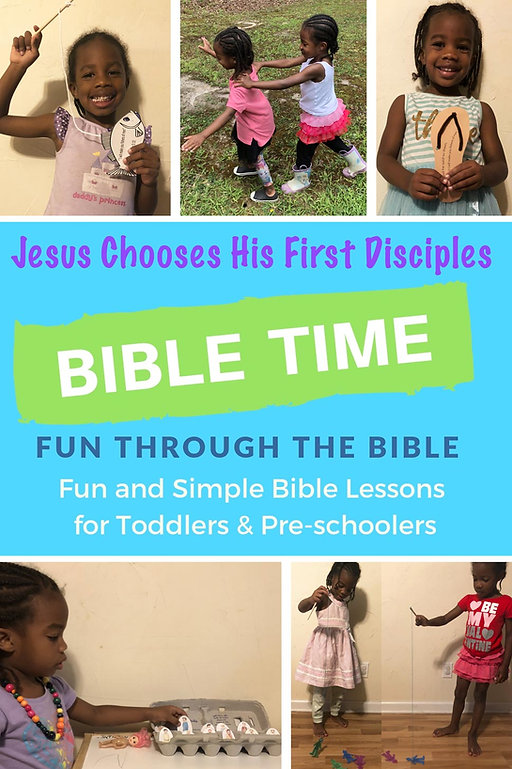 Childrens-Bible-Lesson-about-12-disciple