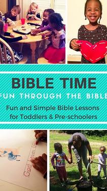 Baby Isaac Kids Bible Story - Fun Through the Bible - Children's Crafts, Bible Songs & Activities