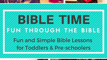 Baby Isaac Kids Bible Story - Fun Through the Bible - Children's Crafts, Bible Songs & Activities
