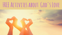 Part 1:Teaching Our Children About: The Love of God | Kid's Bible Teaching on Love