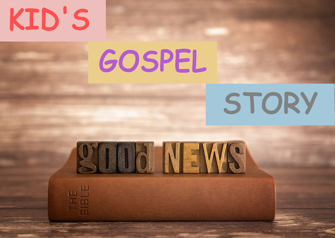Part 2: Sacrifice Series | The Sacrifice of the Son | Jesus is the Good News | FREE Bible Activities