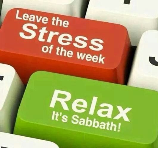 God Created REST! Teaching your children about the Sabbath