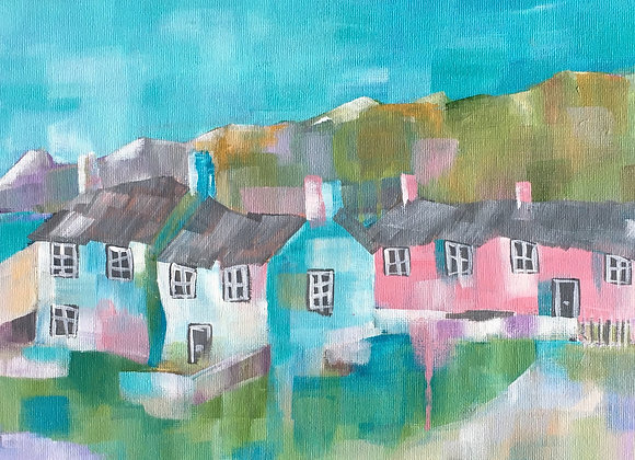 'Summers Haze, Abereiddy'