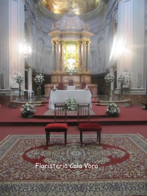 Decoracion Iglesia