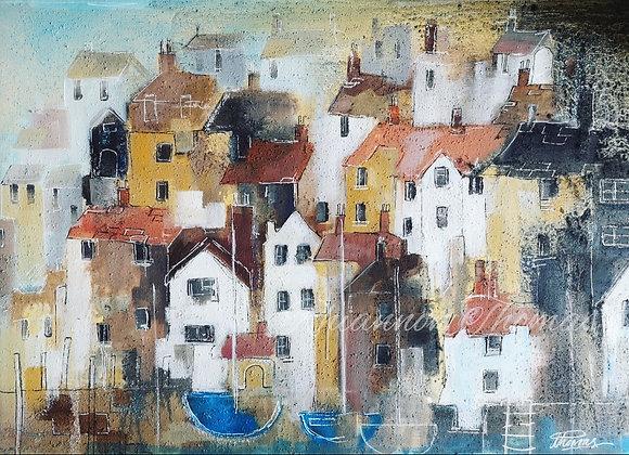 'Salt Worn Harbour'