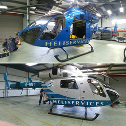 dub wrapz helicopter wrap