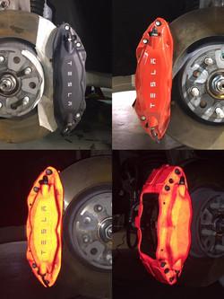 Reflective Brake Wrap