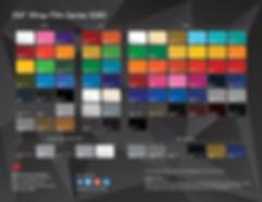 Dub Wrapz Vinyl Colours
