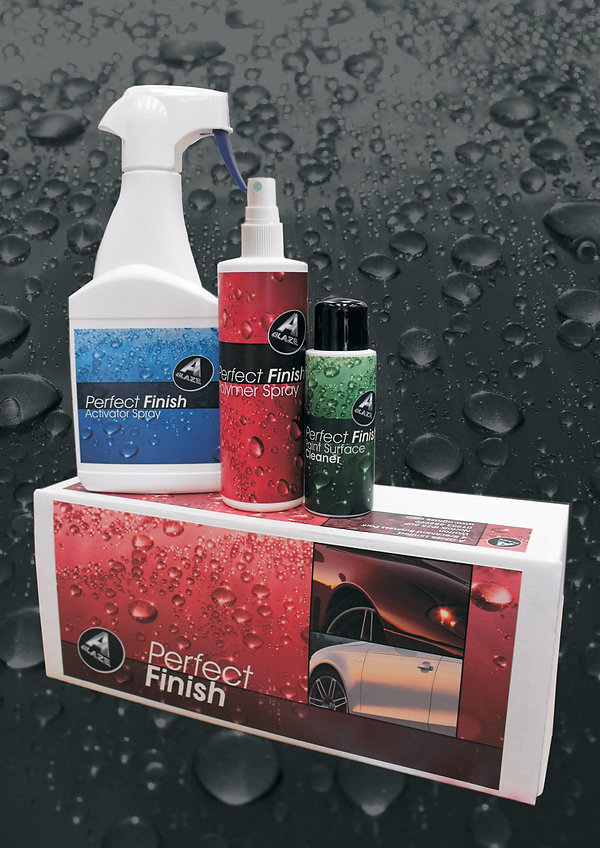 Perfect Finish Package