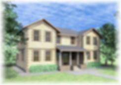 дом двухэтажный 181 кв м