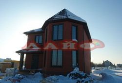 строительство дома из кирпича Лайф Йошкар Ола