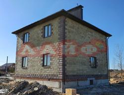 строительство дома из теплоблоков в йошк