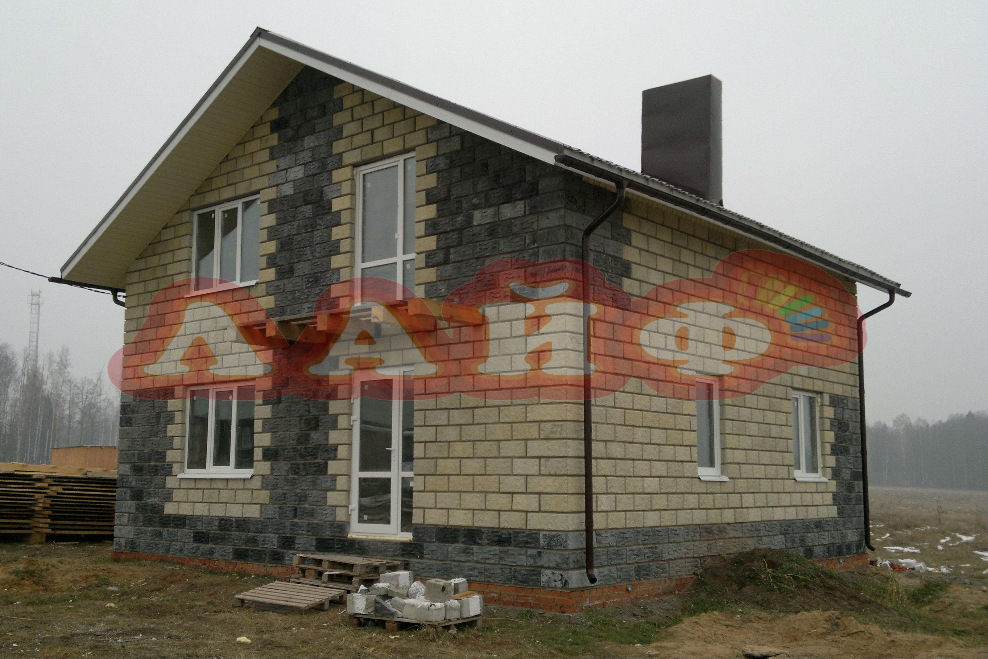Дом из теплоблоков Марий Эл