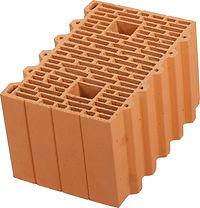 строительство из керамического блока и кирпича поротерм лайф йошкар ола