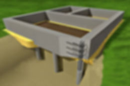 фундамент для дома в йошкар оле