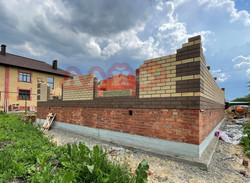 стены из кирпича и блока