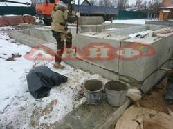 монтаж фундаментных блоков в яранске лай