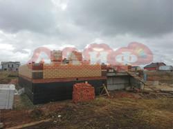 строительство дома из кирпича лайф йошка