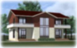 дом 166 кв м