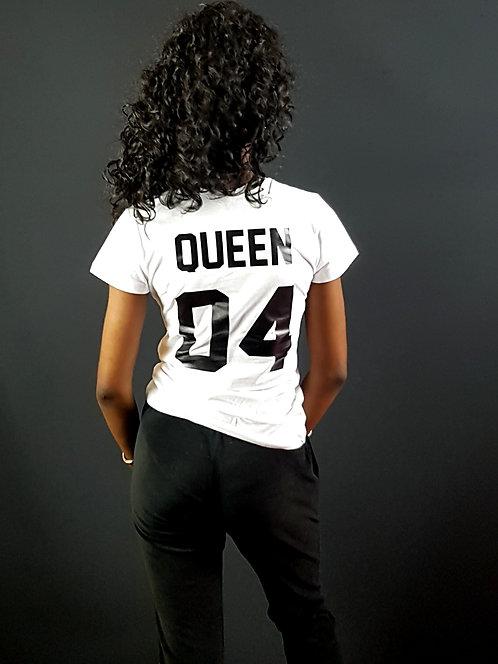 QUEEN or KING