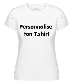 T.shirt à personnaliser