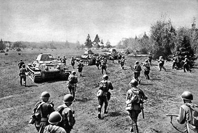 Поиск информации о героях Великой Отечественной Войны