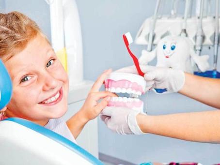 О профилактике мудрых зубок