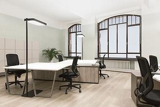 Büroräume Innenarchitektur