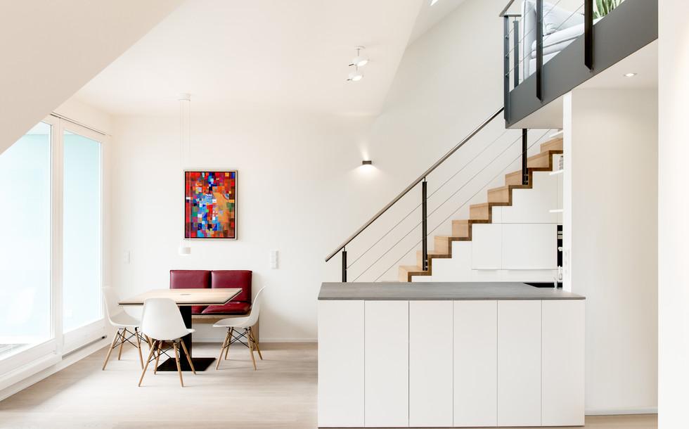 Apartmentstudio in Winterhude