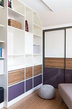 Privat - Wohnung Schnelsen - Regal - Int