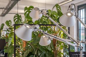 Büro Entwurf - Modern Interior Design - Lampen