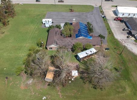 MNA Disaster Response in Louisiana