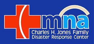 MNA Disaster Response Warehouse logo
