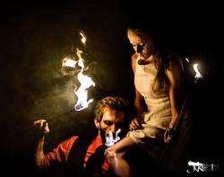 Johnny Brimstone & Hellcat Maggie