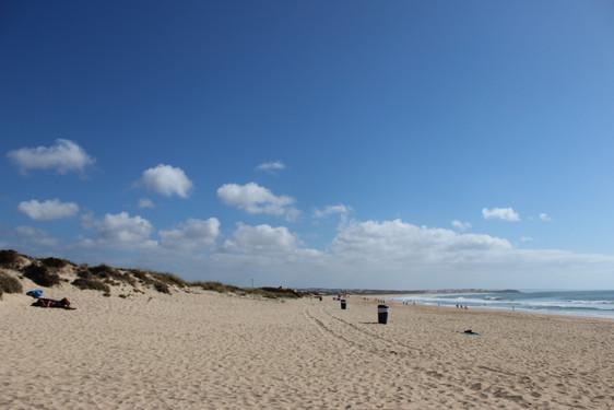 Super Tubos Beach - Peniche