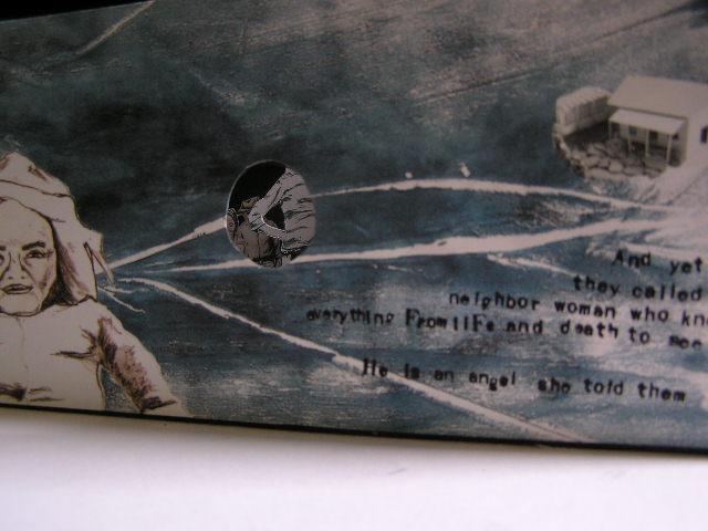 The main plot, outside the shoe box