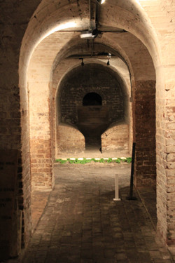 in situ, at the Crypt Gallery