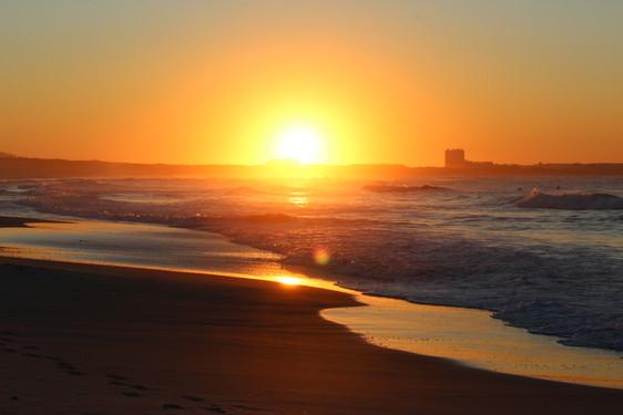 Sunset in Baleal