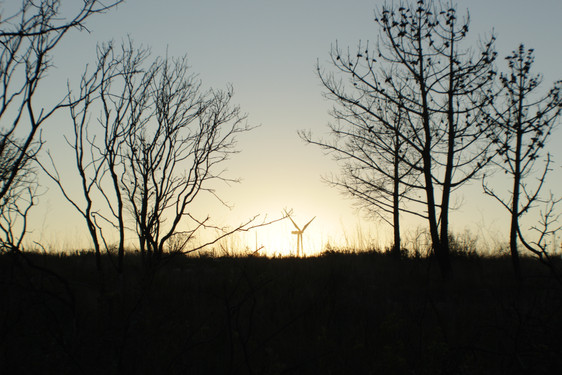 Sunset at Grotas
