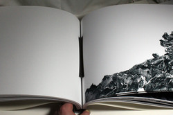 Carbon paper landscape