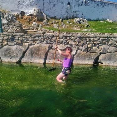 Olho Marinho's Natural Springs