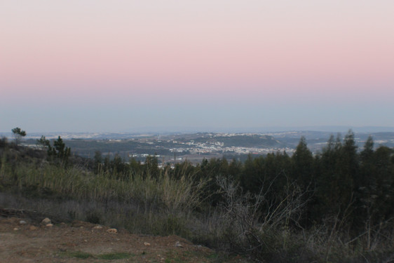 View from Grotas