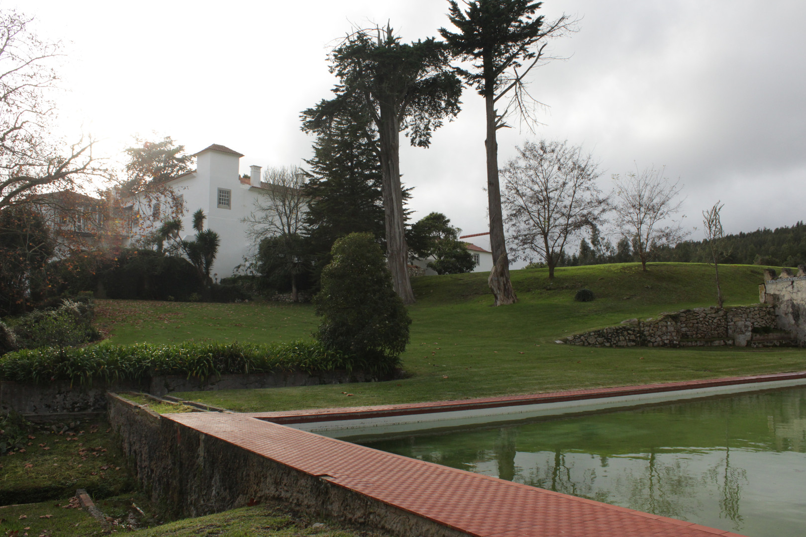 Quinta do Furadouro's garden (exhibiting space)