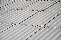 Dépose toiture amiantée