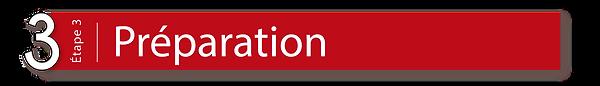 Etape 3 Préparation (désamiantage)