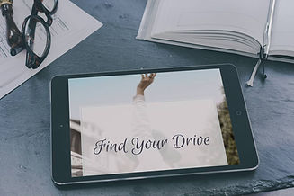 Find Your Drive Kurs, Tablet
