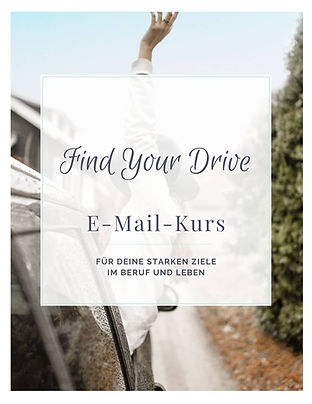 Find Your Drive Starter E-Mail-Kurs