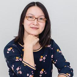 Online Business Coach Nathalie Nguyen, Profilbild